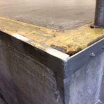 Reparation af læsserampe 3