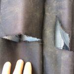 Reparation af luftsluse 6